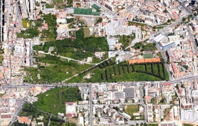 area parco villa turrisi