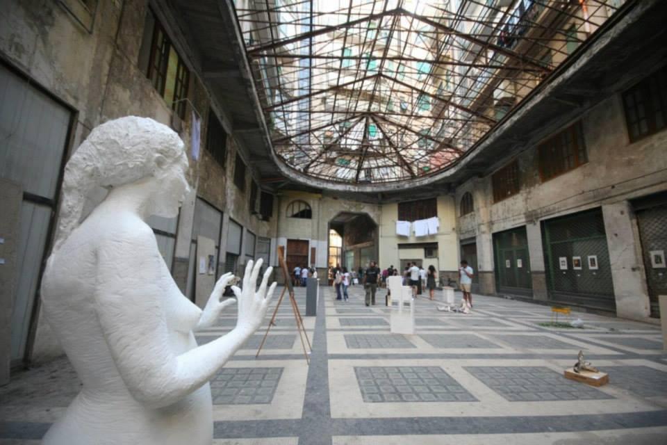 La Galleria delle Vittorie di via Maqueda