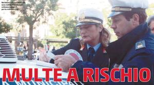 Giornale di Sicilia 26 ottobre 2015 Multe a rischio