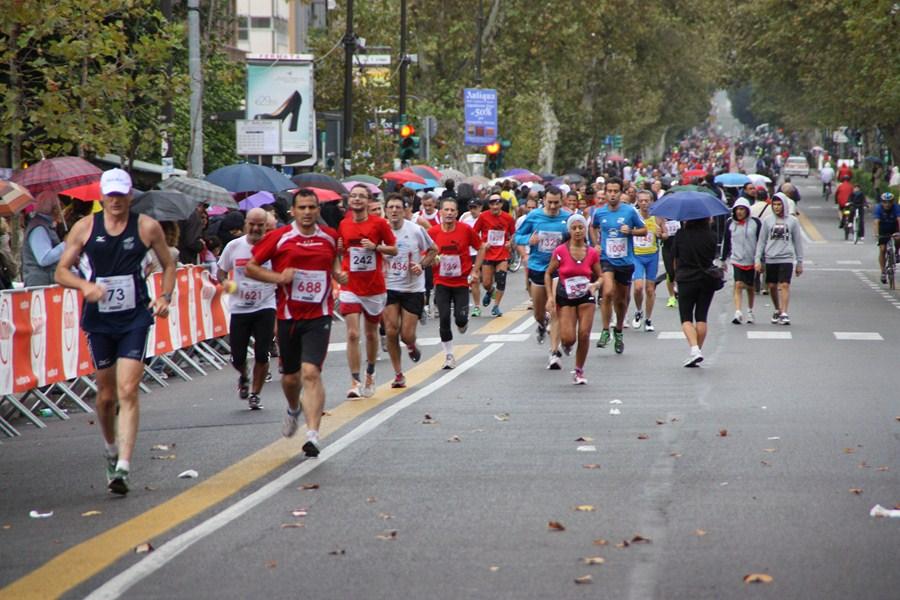 Half Marathon Sicilia Running