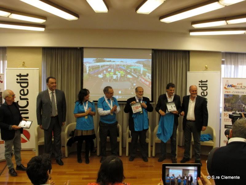 Presentazione XXI Maratona Citta di Palermo