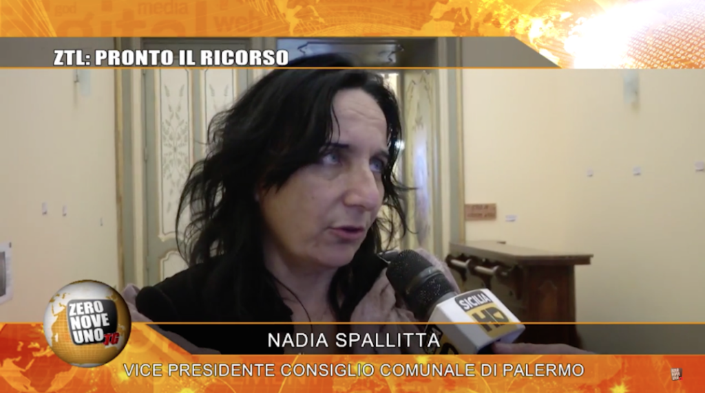 Nadia Spallitta NeroNoveUno Tg 8 marzo 2016