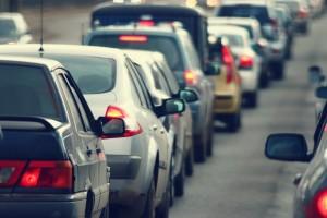 traffico inquinamento smog auto