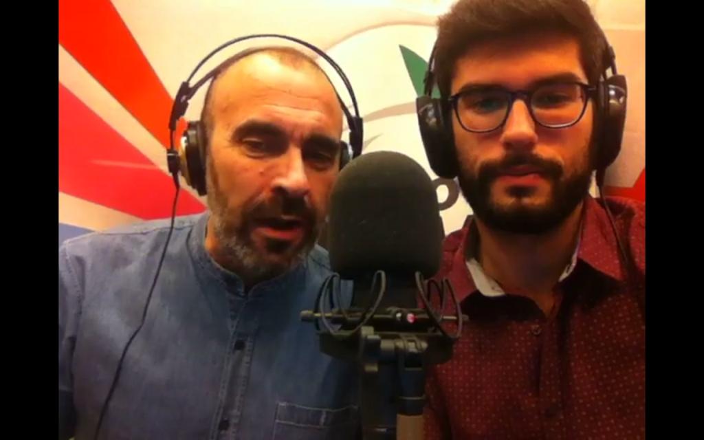 Radio Time, con Mario Caminita e Tancredi Bua